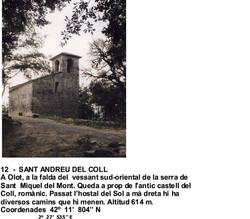 12  -  SANT ANDREU DEL COLL