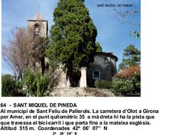 64  -  SANT MIQUEL DE PINEDA