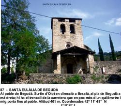 87  -  SANTA EULÀLIA DE BEGUDÀ