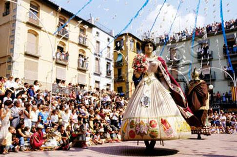 Fiesta Mayor de Olot