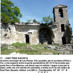 71  -  SANT PERE SACOSTA