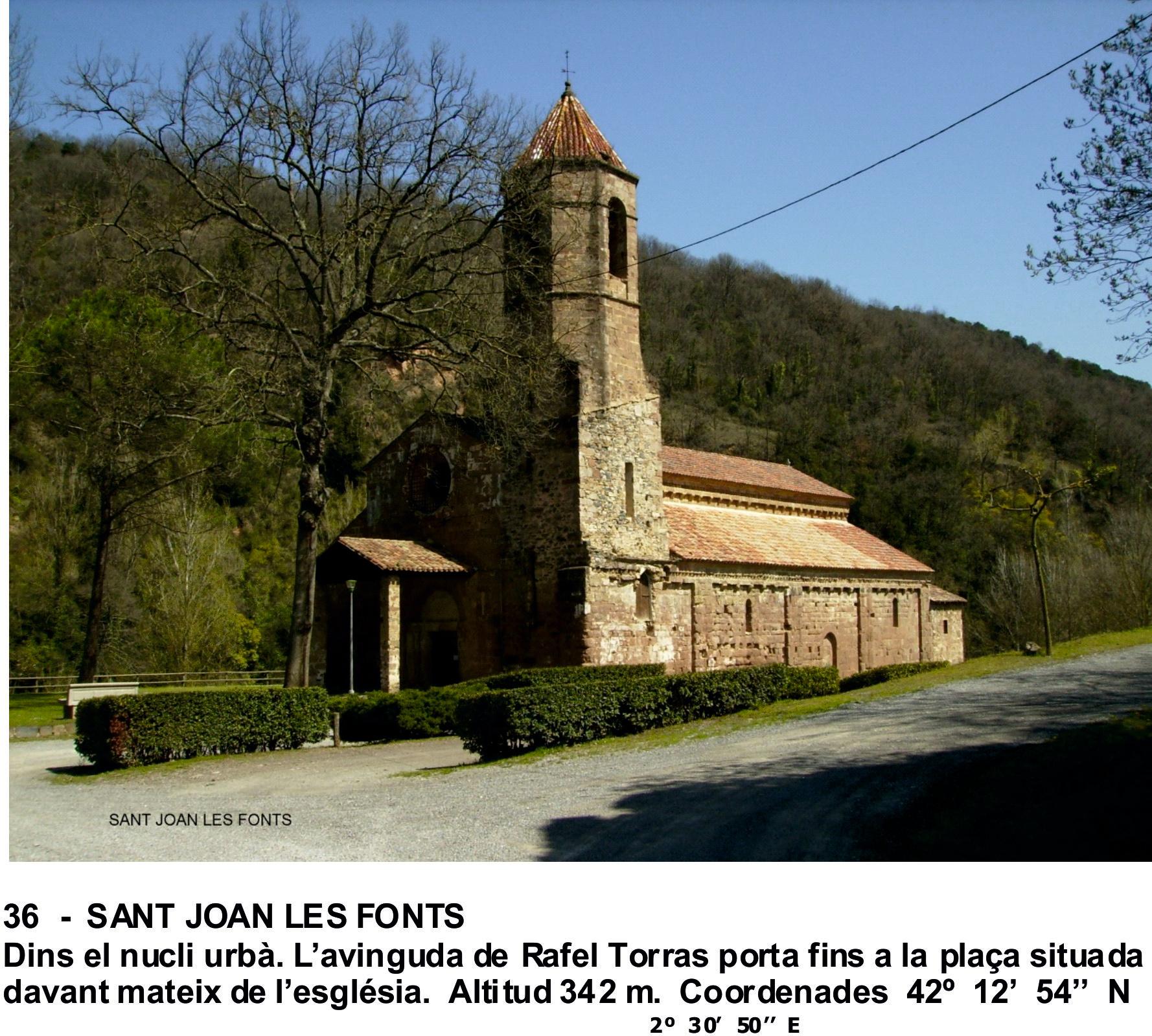 36  -  SANT JOAN LES FONTS