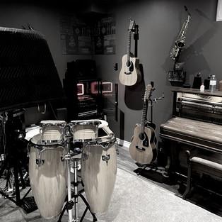 Bongo & Piano