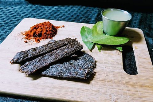 Chipotle Lime Beef Jerky