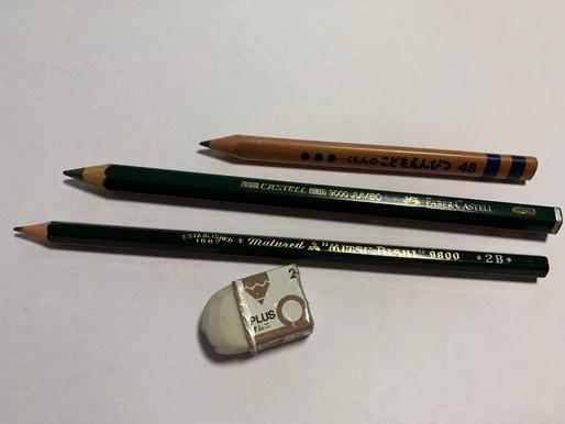不器用な子は 筆記用具を選ぶこと!