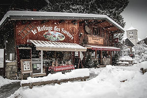 Catered Chalet Grand massif