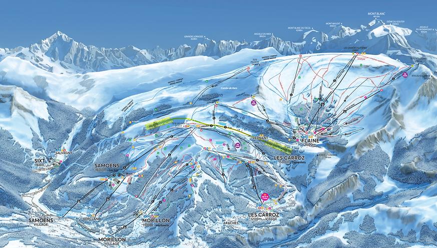 Grand Massif ski holidays