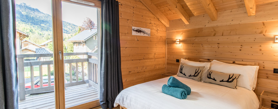 Private ski chalets to rent