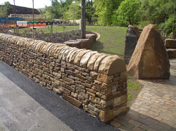Drystone Walling Regeneration Projec