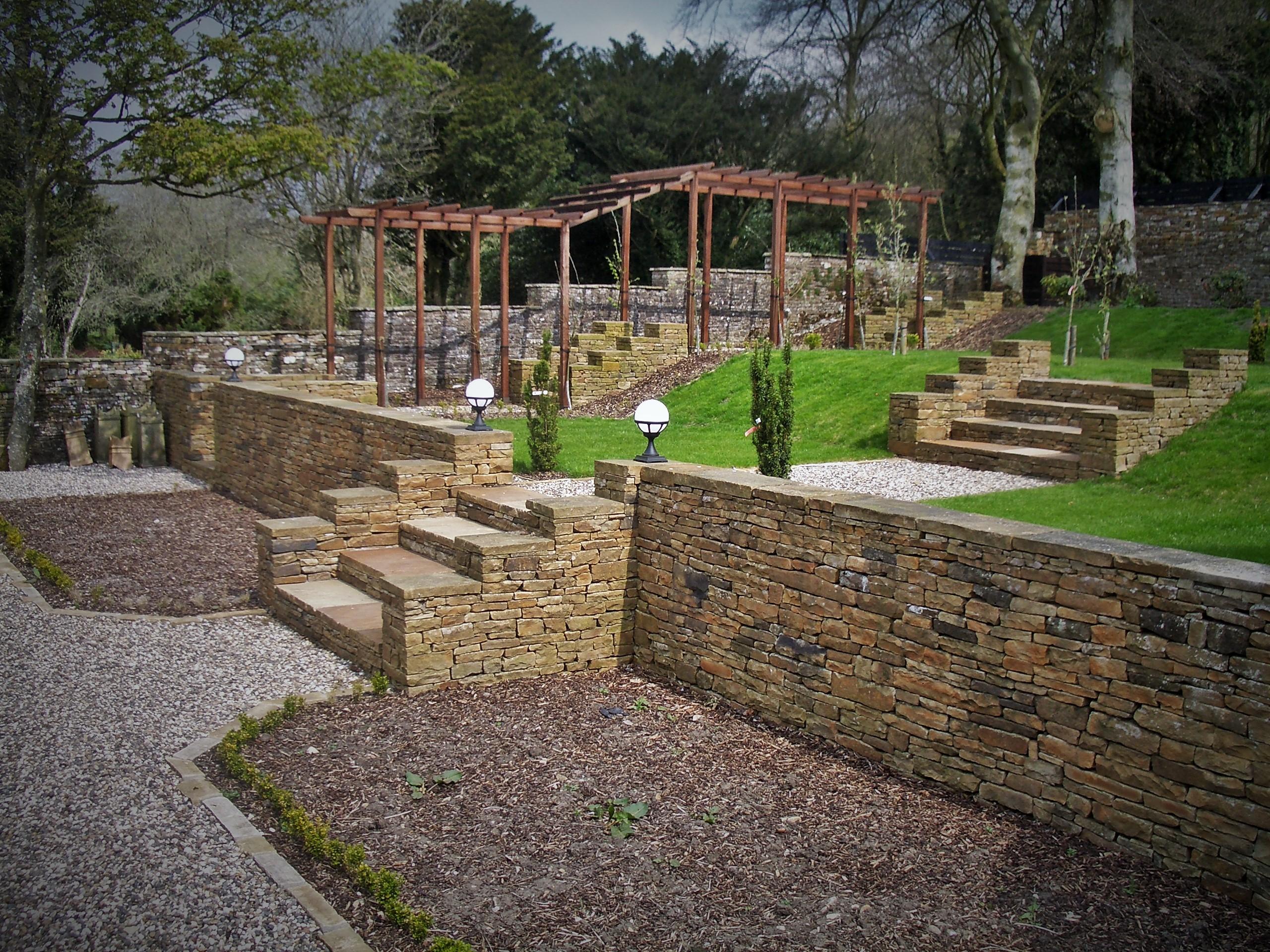 Formal Walled Garden