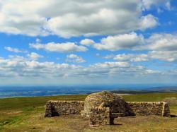 Dry Stone Cross Shelter