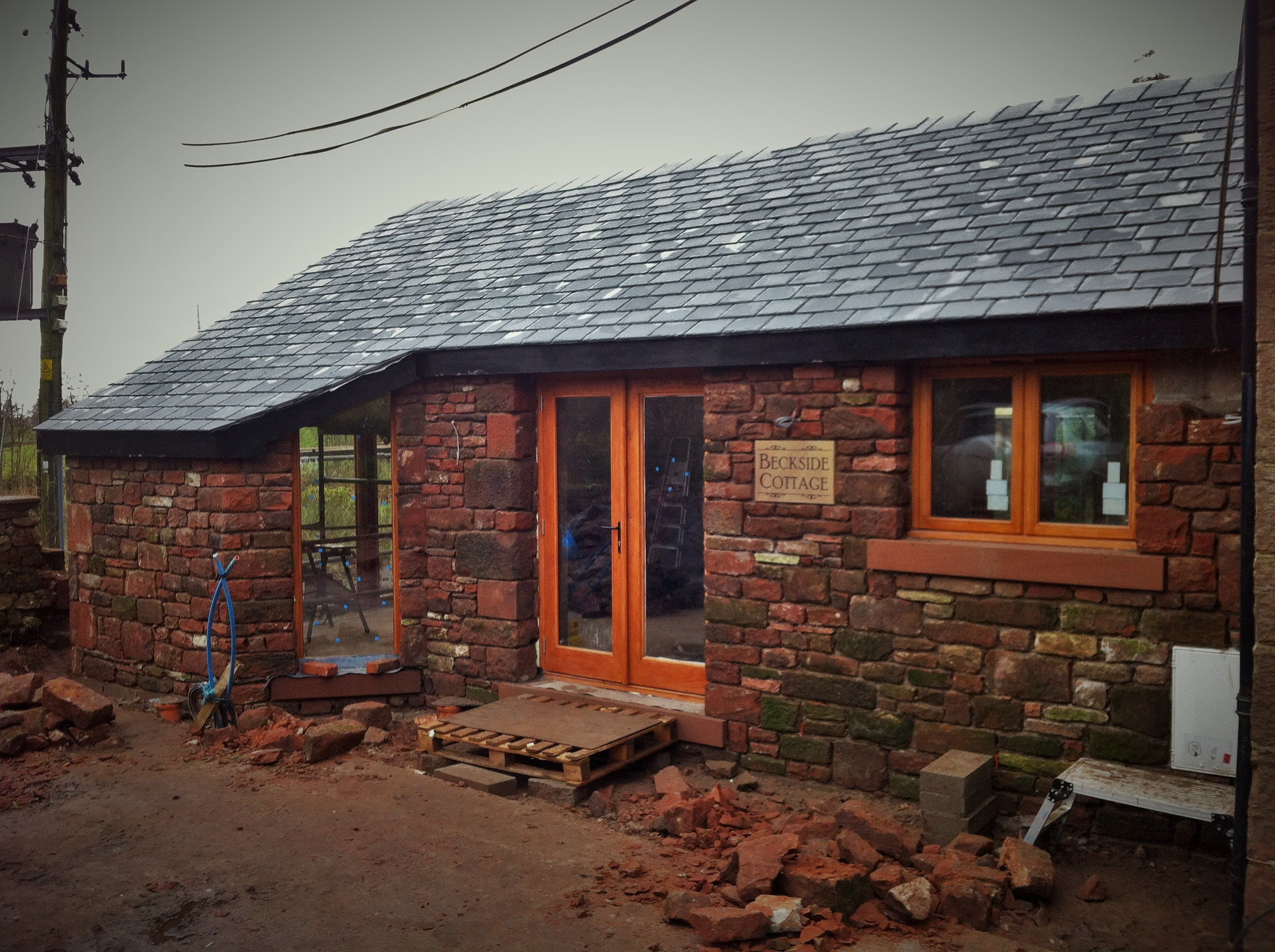 Old Blacksmiths Barn Conversion