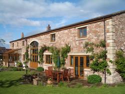 Red Sandstone Barn Conversion