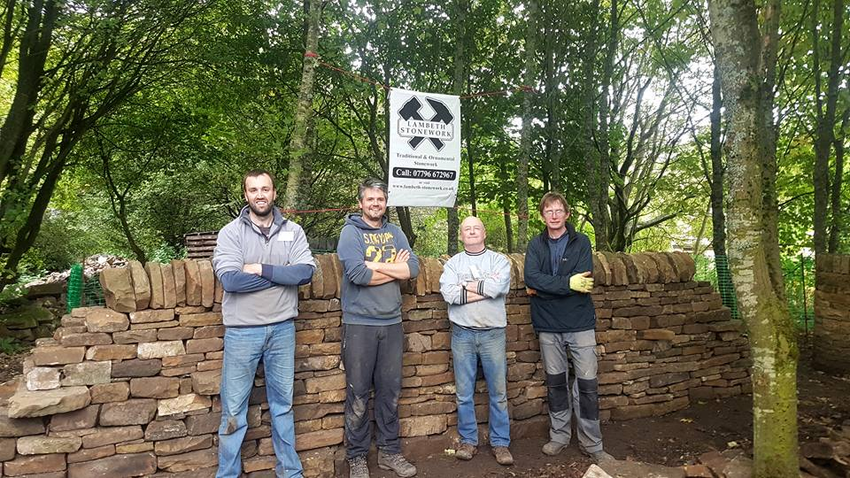 Dry stone walling qualifications