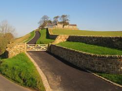 Curved Gateways
