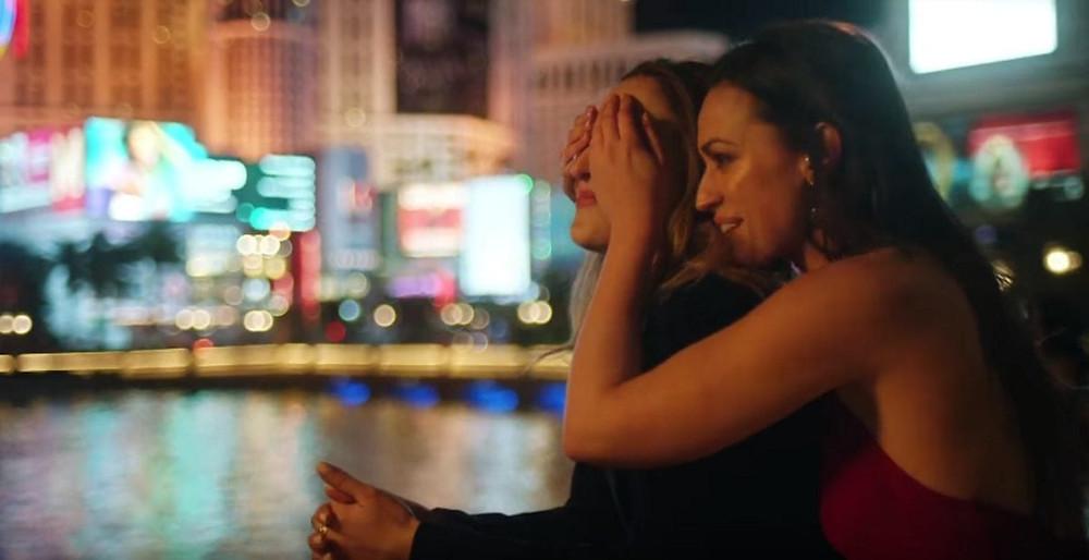 Watch this emotional lesbian wedding short film to advertise same-sex weddings in Las Vegas.