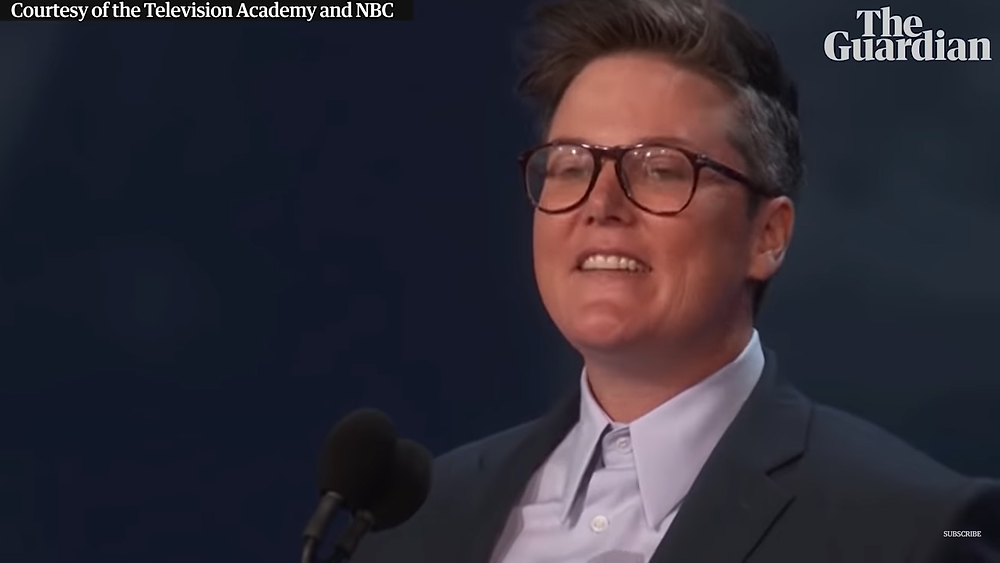 Aussie comedian Hannah Gadsby broke into Hollywood with her Netflix special Nanette