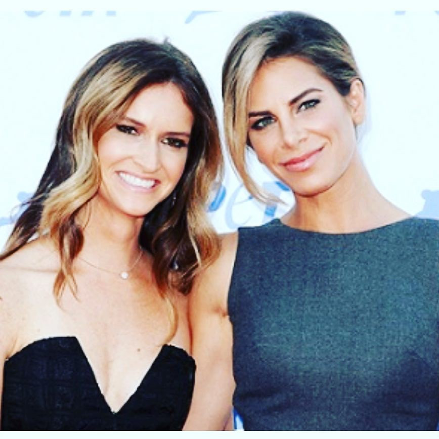 JIllian Michaels and her fiancee Heidi Rhoades have split after almost nine years together.