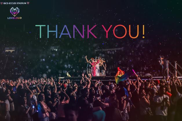 LoveLoud Festival Raises A Million Dollars For LGBT Charities