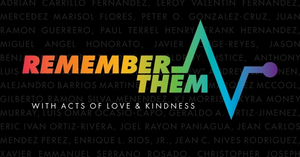 It's been two years since the mass shooting at the Pulse nightclub in Orlando and a new movement of acts of love and kindness has grown out of the tragedy.