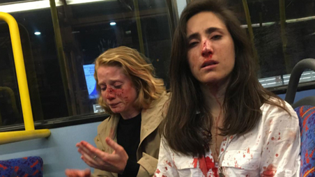 Arrests Made After Lesbian Couple Beaten On Bus