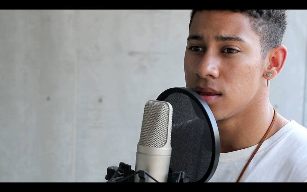 Aussie actor Keiynan Lonsdale stars in Love, Simon, the film which helped him come out as bisexual.