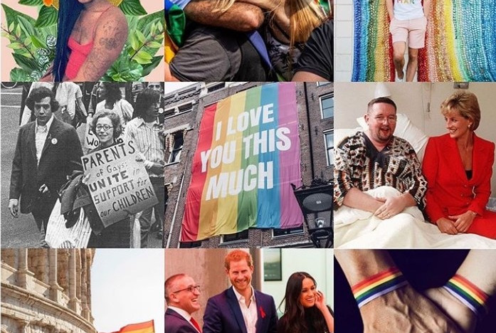 LGBT Allies Taylor Swift & The Sussexes Kick Off Pride Month