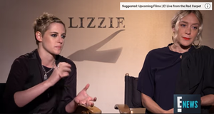Kristen Stewart and Chloe Sevigny talk Lizzie movie.