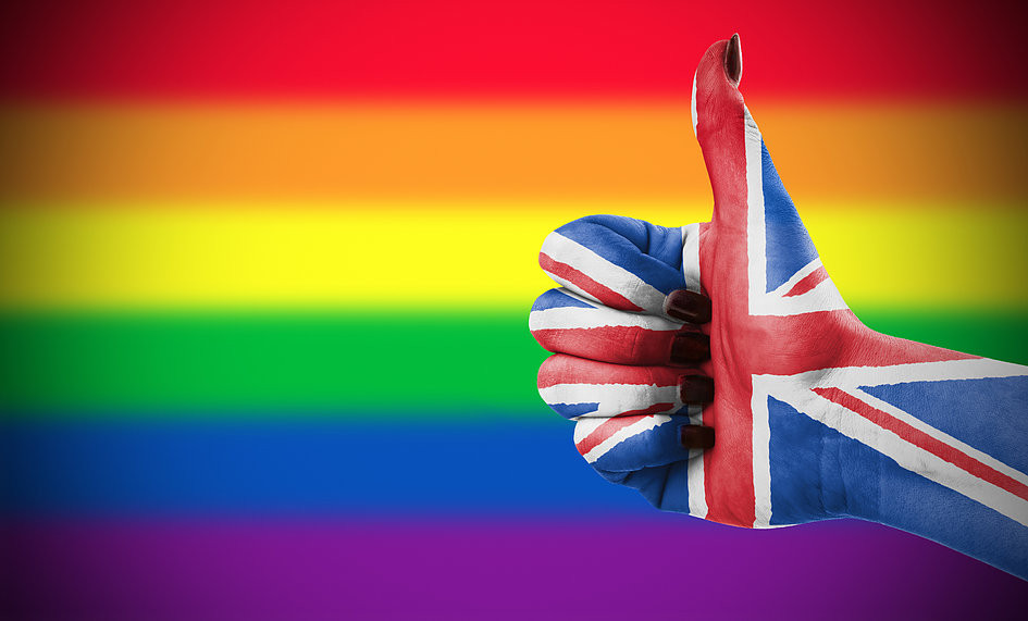 The UK's new LGBT action plan has been released. Its actions are designed to better the lives of LGBT people