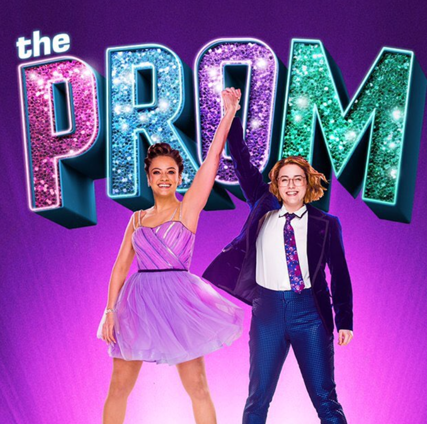 Broadway musical The Prom, about a girl who fights to take her girlfriend to the prom, has been nominated for 7 Tony Awards