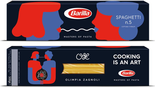 Barilla Puts A Lesbian Couple On Boxes Of Pasta