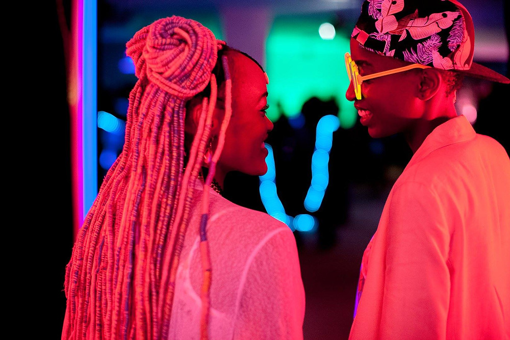 The director of Kenya's first LGBT themes film Rafiki is suing the Kenyan Film Board to have the ban lifted so she can enter the movie in the Oscars.