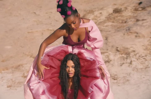 Janelle Monae's queer anthem PYNK is out now. It celebrates vaginas and lesbians and everything pink.