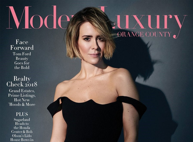 Ocean's 8 Star Sarah Paulson On Her Relationship With Holland Taylor