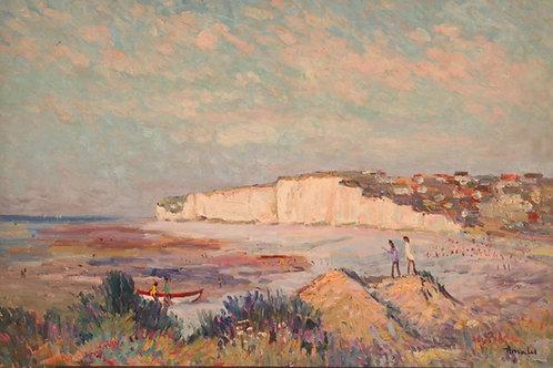 The cliffs of Criel