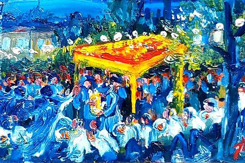 Huvy Simhat Ha-Torah