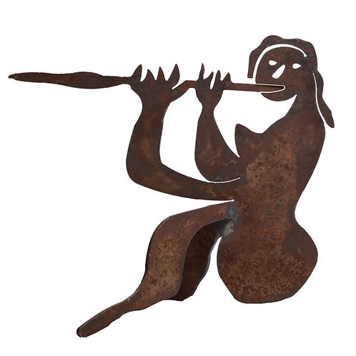 Menashe Kadishman | Sheprdess (From the Valley of Sadness)