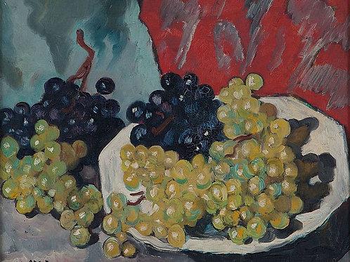 Louis Valtat Grapes, 1937