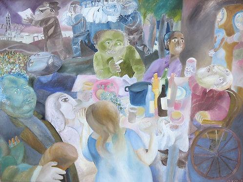 Naftali Bezem   The feast