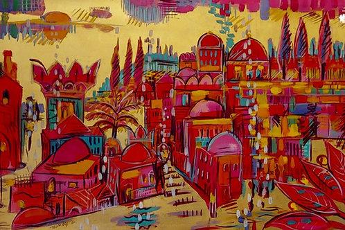 Touvia Jerusalem