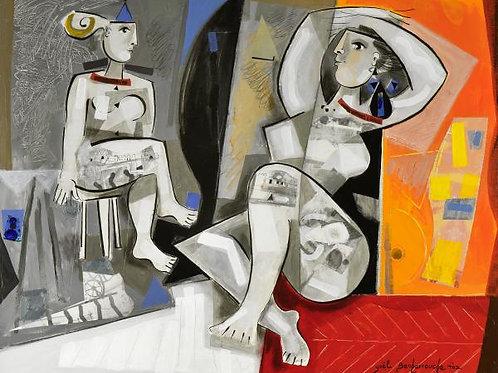 Yoel Benharrouche The Spirit lived, 2002