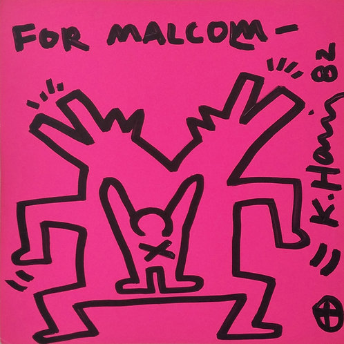 For Mallcolm, 1982