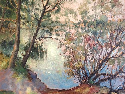 Manzana Pissarro Landscape