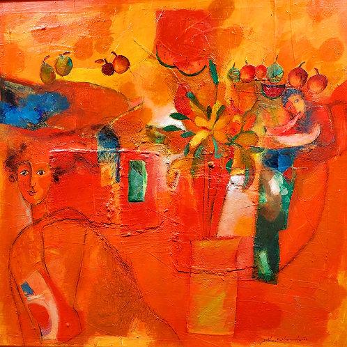 Yoel Benharrouche Flowers of the secret garden