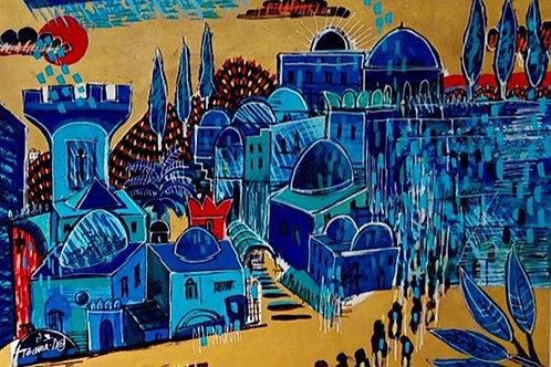 Touvia Golden Jerusalem