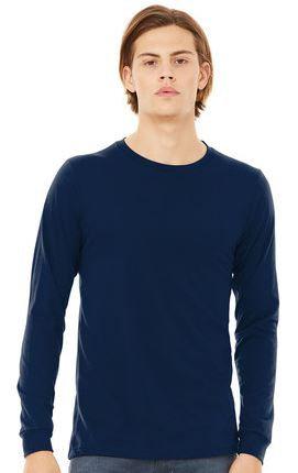 KFD Bella Canvas Soft Jersey Long Sleeve T-Shirt Unisex