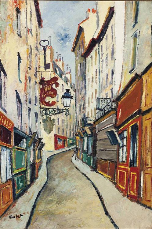 Monmartre alley
