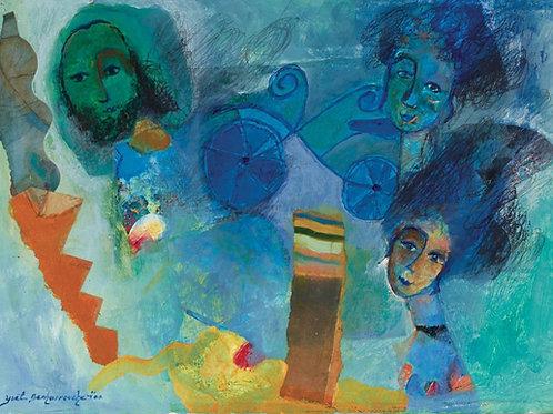 Yoel Benharrouche Body and mind