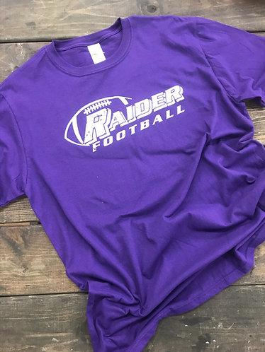 Football Bella Canvas Soft T-Shirt Unisex