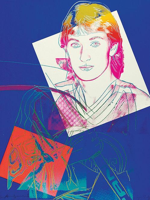 Wayne Gretzky #99, 1984